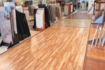 Young Interiors Flooring Center in Longs, South Carolina