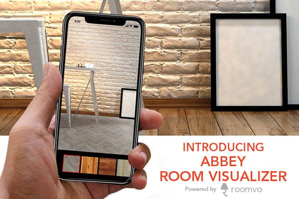 Abbey Carpet Room Visualizer